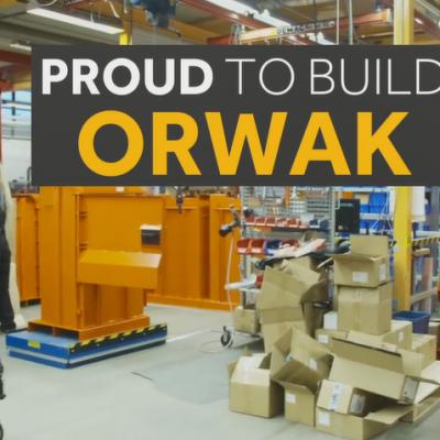 Proud to Build Orwak